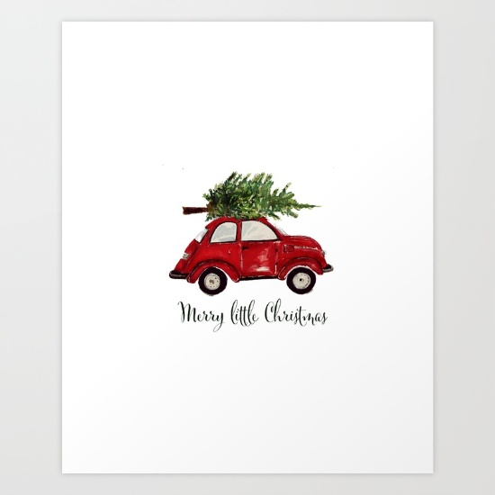 red-christmas-beetle-prints